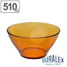 duralex duralex amber amber bowl fashionable salad bowl glass dinnerware tableware 220 ml p25jan15