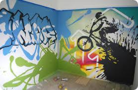 graffiti interior design on graffiti wall art bedroom with graffiti bedrooms kids bedroom artwork children s bedroom