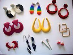 earrings fashion vintage