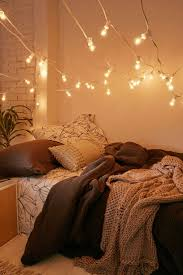 Dreamy dorm room decor Mini Vintage Bulb String Lights - Urban Outfitters  More