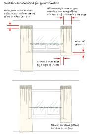 window curtains images of standard curtain width soozone within sizes ideas 9