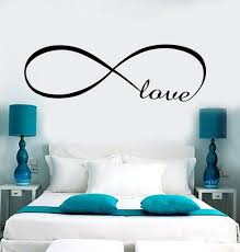 Wall Stickers For Bedroom, Romantic, Cozy, Big, Home Decors.