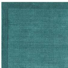 plain teal wool rug on with free delivery area rugs trellis light teal wool rug