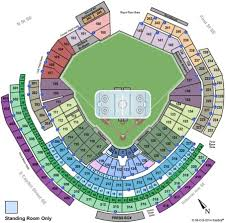 Detailed Nationals Park Seating Chart Nationals Park Tickets Nationals Park In Washington Dc At