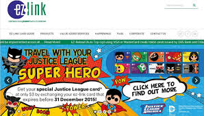 limited edition justice league ez link cards available for exchange transport news top stories the straits times
