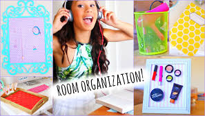 Cute and Easy DIY Room Decorations + Tips/ How to Get Organized! - YouTube