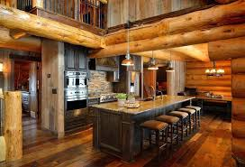 rustic cabin kitchens log cabin lighting ideas how to build a rustic log rustic log cabin