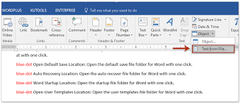 What Is Another Word For Document How To Move Copy Pages From One Document To Another Or New One In Word
