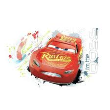 lightning mcqueen wall decal lightning mcqueen wall stickers india