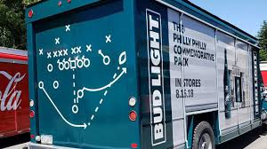 Bud Light Commercial Philly Philly Eagles Bud Light Team Up For Philly Philly Limited
