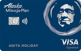 Instead of using cash, make sure to use a credit card for all your regular purchases, such as groceries, gas, etc. Alaska Airlines Visa Signature Credit Card Reviews August 2021 Credit Karma