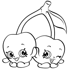 Shopkin Coloring Pages Print Jokingartcom Shopkin Coloring Pages