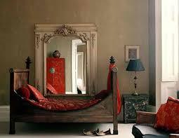 bedroom tips wallpaper red