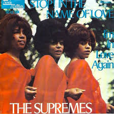 (think it over) after i've been sweet to you. The Supremes 45 Stop In The Name Of Love I M In Love Again Cover Art Diana Ross Diana Ross Supremes Black Music