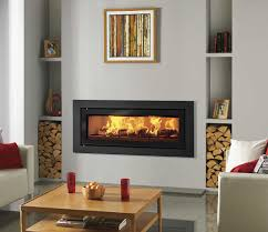 wood burning stove gas fire or electric fire easy fireplace