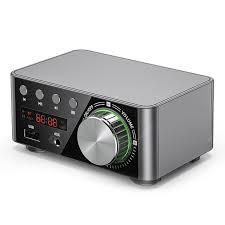 <b>LEEHUR Bluetooth</b> 5.0 HIFI Digital Power MP3 Audio Amplifier AMP ...