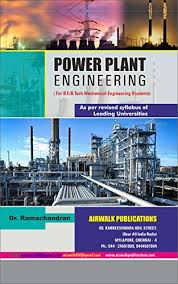 Power Plant Engineering Ramachandran S Ebook Amazon Com