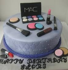mac makeup birthday cake on cake central
