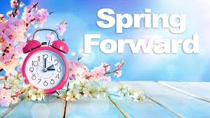 Image result for daylight savings time spring forward