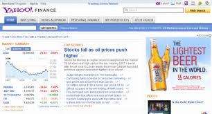 Yahoo Stock Quotes Extraordinary Yahoo Stock Quotes Nice Finance Quotes Yahoo Image Quotes At