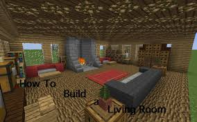 Minecraft Living Room How To Build A Minecraft Living Room Youtube