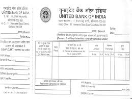 dd 12 form in how to fill dd form of united bank of india youtube
