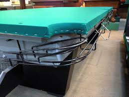 Setting Up A Pool Table Sold Pre Owned Big G Gandy Commercial Grade 9ft Regulation