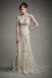 30 champagne wedding dresses we re obsessed with bridalguide