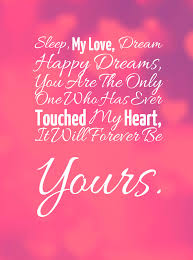 Happy Dreams Quotes Best of 24 Sweet Good Night Quotes Quotes Hunter