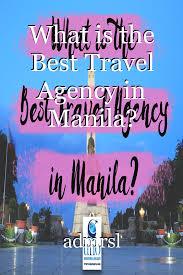 travel agency in manila