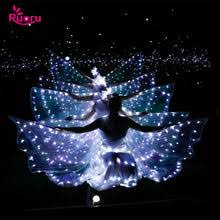 <b>belly dance</b> led wing