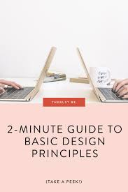 What Is Basic Design Of The Study 2 Minute Guide To Basic Design Principles Basic Design