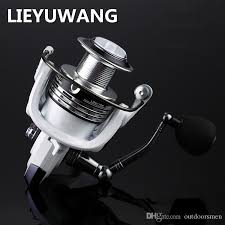 LIEYUWANG <b>13</b> + <b>1BB Gear</b> Ratio Up to 5.2:1 Spinning Fishing ...