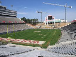 Carter Finley Seating Chart Carter Finley Stadium View From Middle Level 211 Vivid Seats