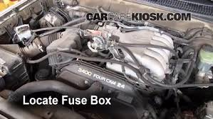 replace a fuse 1996 2002 toyota 4runner 1997 toyota 4runner replace a fuse 1996 2002 toyota 4runner 1997 toyota 4runner limited 3 4l v6