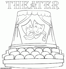 20 Drama Coloring Sheet Ideas And Designs