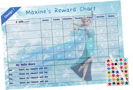 Avengers Potty Chart Personalised Good Behaviour Reward Chart Childrens Kids Reusable Routine Frz