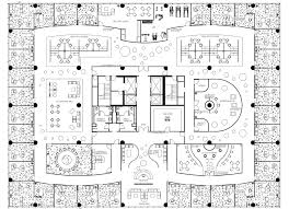 plan office layout. Drawn Office Floor Plan Design #3 Layout