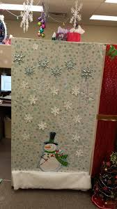 christmas office decorations ideas. Christmas Cubicle Decorations Crafty Stuff Pinterest Office Ideas E