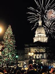 For the 31st year, an anticipated one hundred thousand spectators gathered  to celebrate the lighting of the State Christmas tree on the front lawn of  ...