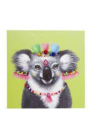 Картина koala pom pom 70х70