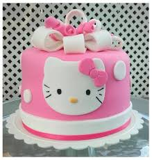 Order Hello Kitty Cake Online Hello Kitty Cake Delivery From Wish A