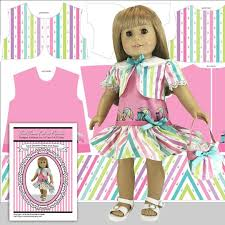 Doll Dress Design Kit