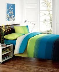 lime green duvet cover studio lime green teal blue striped duvet quilt cover bedding lime green