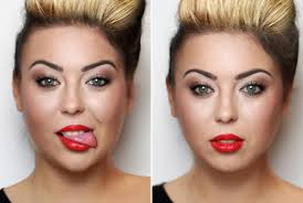 makeup like miley cyrus