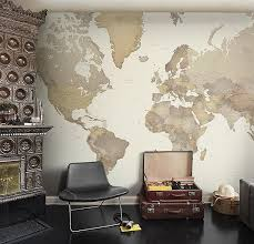 home office world. world map wall panel home office w