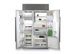 refrigerator 48 inch. sub-zero - 695o built-in side-by-side refrigerators refrigerator 48 inch n