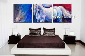 wide thin wall art