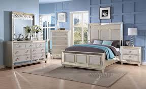 Silver Bedroom Furniture Sets Silver Bedroom Set Paigeandbryancom