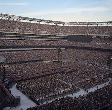 U2 Metlife Seating Chart The Metlife Stadium In 2019 One Direction Concert Concert